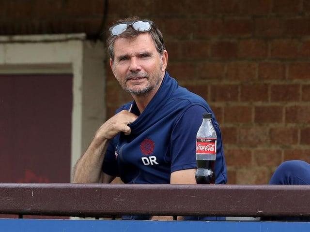 Northants head coach David Ripley