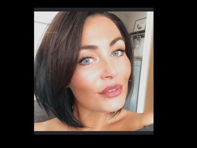 Hairdresser Stacey Fotheringham