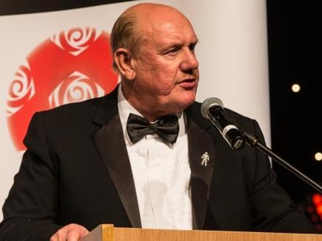 Brian Barwick is stepping down as chairman of the National League