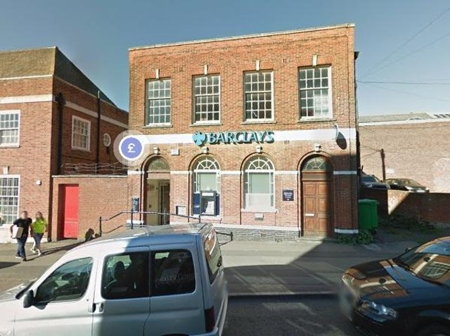 Barclays in College Street, Rushden, is set to close this summer