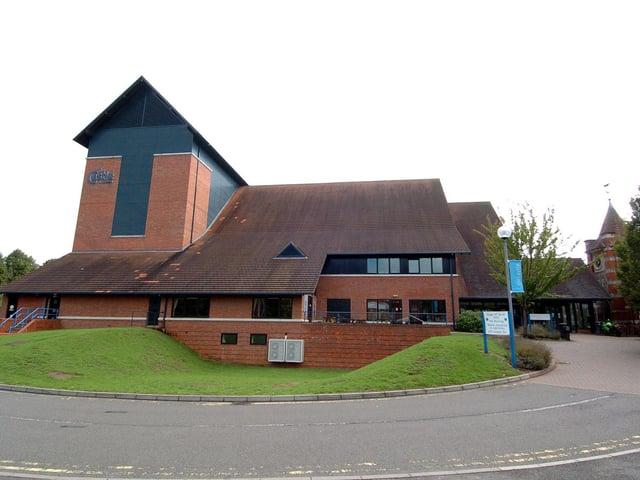 The Castle Theatre, Wellingborough - file picture