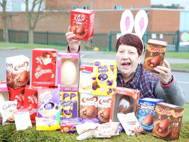 Jeanette Walsh has thanked people for donating to her Easter egg appeal