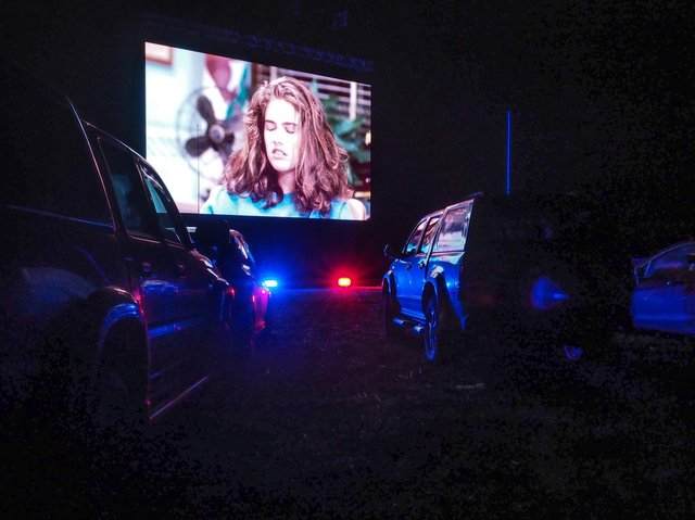 The Big Family Drive-in cinema is coming to Rockingham Castle.