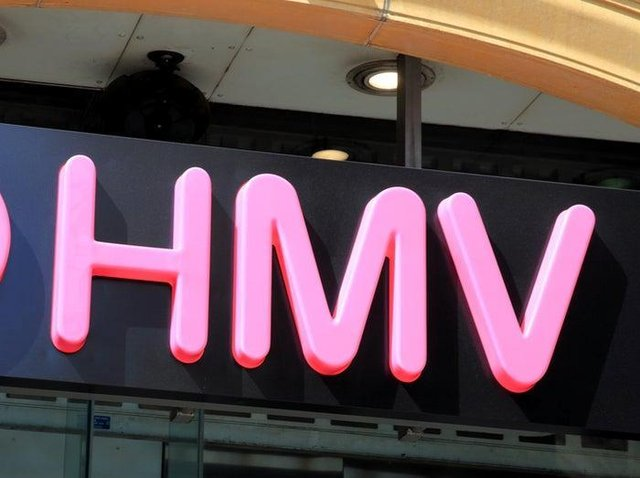 HMV shops will be closing from the end of today (Photo: Shutterstock)