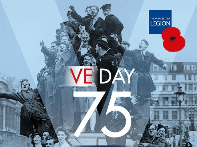 Celebrate VE Day bank holiday with socially distanced street party ...
