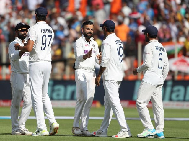 Virat Kohli's India team will now not be playing a warm-up match in Northampton this summer