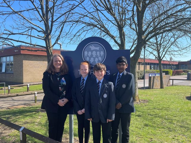 Staff and pupils are pleased with the outcome of their latest monitoring inspection by Ofsted