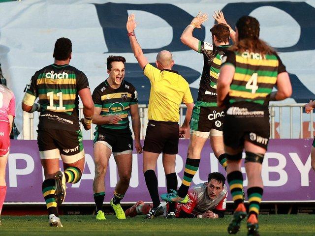 Tom Collins scored the winning try against the Dragons a couple of weeks ago