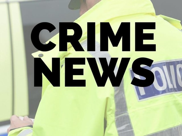 Two men were arrested at an address in Rushden