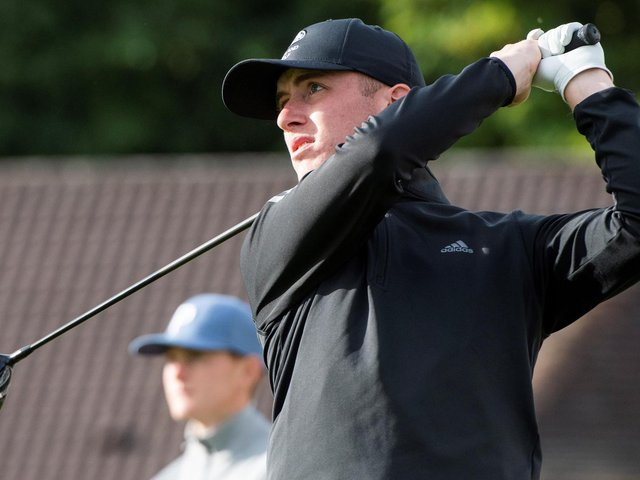 Ben Jones will make history when he becomes the first Northamptonshire golfer to play in the Walker Cup