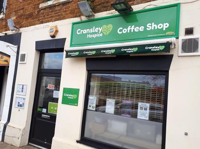 Cransley Hospice Coffee Shop