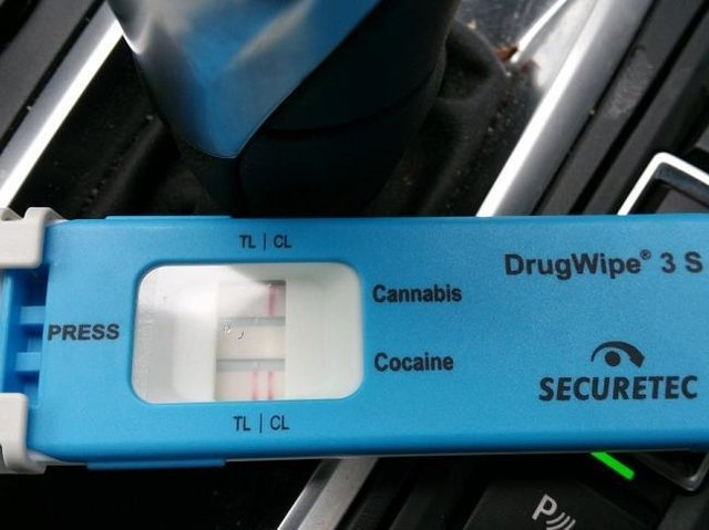 Tests showed Osman had been driving with both cocaine and cannabis in his system. Library photo