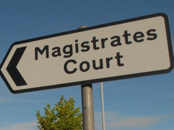 The case was dealt with at Wellingborough Magistrates Court last month