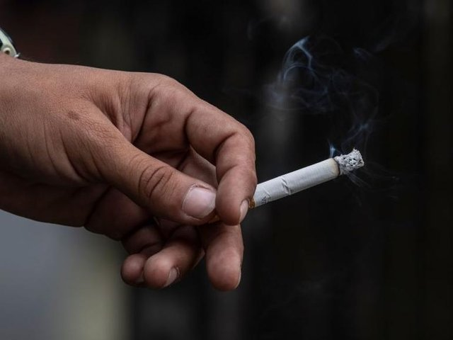 Carelessly discarded cigarettes are believed to have started two fires in the county this week