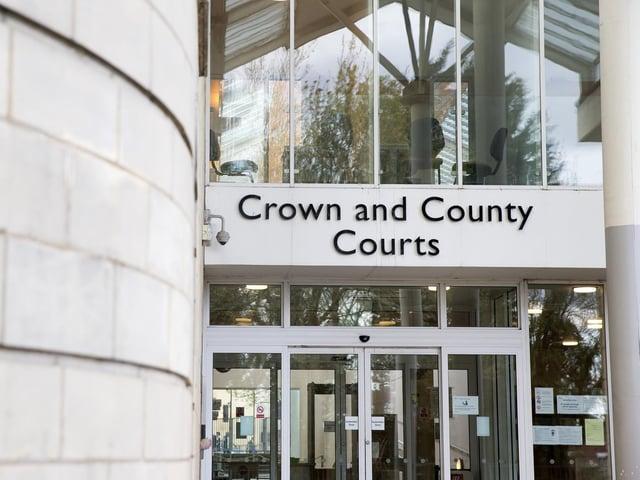 Northampton Crown Court