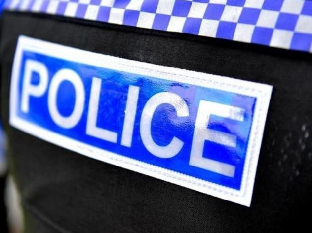 Police were called to the house in Kettering at just after 2pm on Saturday
