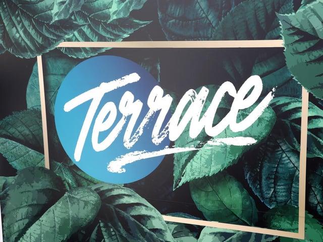 Rushden Lakes' Terrace bar re-opened on April 16