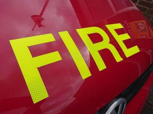 Fire - file picture