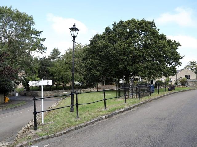 Gretton's historic centre