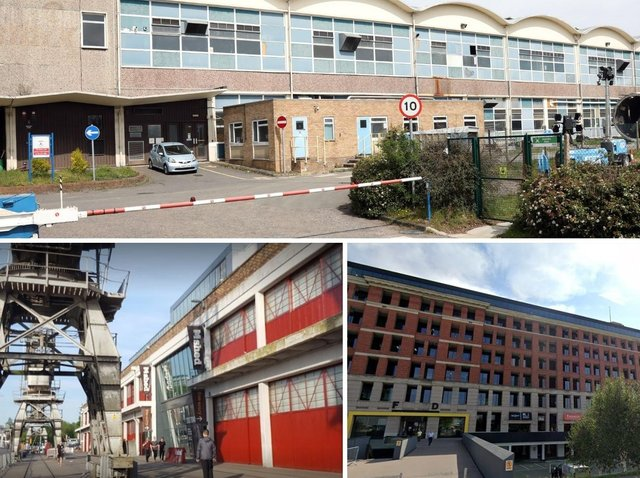 If Birmingham can turn its former Dunlop factory into offices and a hotel and Bristol can turn a dockside transit shed into a museum, then why can't Corby preserve its own heritage?