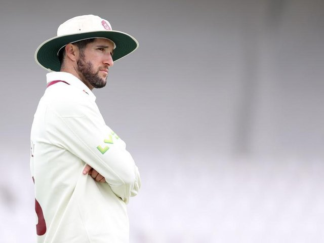 Wayne Parnell's battling innings wasn't quite enough for Northants at Yorkshire