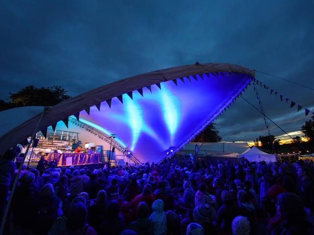 Greenbelt Festival. Photo by Jonathon Watkins.