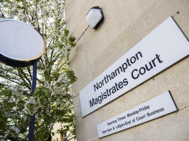 A man has appeared in court charged with wounding with intent following an incident in a Northampton neighbourhood on May 2.