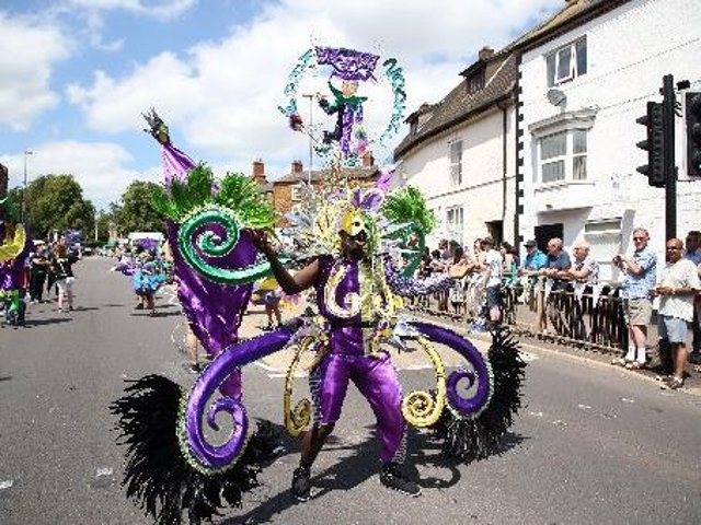 Wellingborough carnival is always a popular event