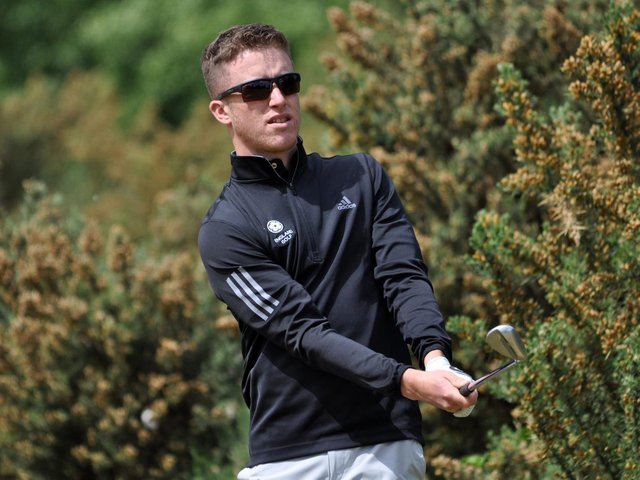 Ben Jones is preparing to become the first Northamptonshire amatuer golfer to play in the Walker Cup