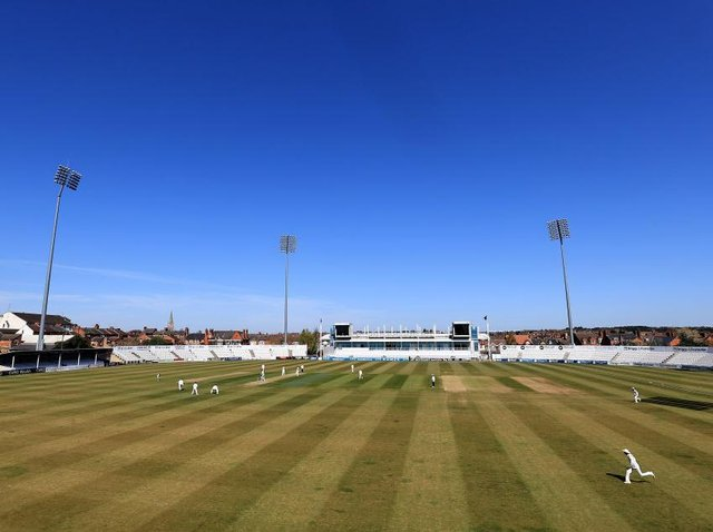No fans have been allowed into the County Ground since September, 2019