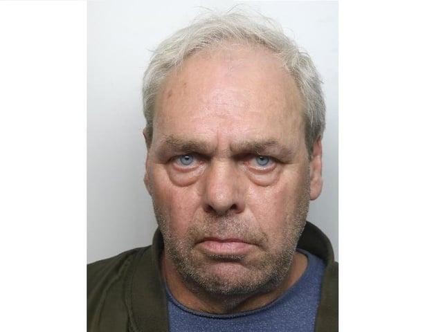 David Brown. Photo: Northamptonshire Police