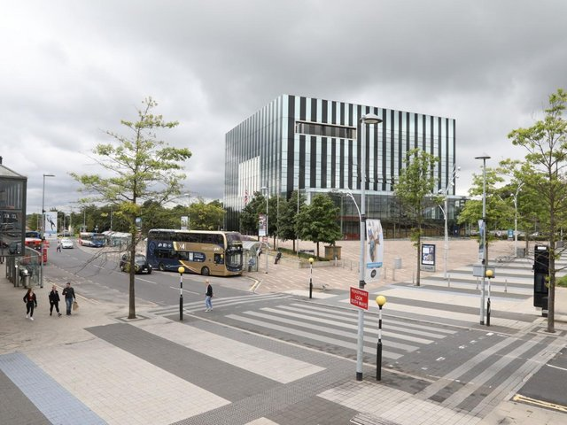 Traffic issues have plagued George Street since it was redeveloped. Image: Alison Bagley.