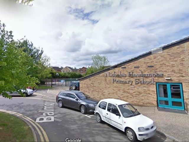 "Testing at Nicholas Hawksmoor Primary School last week was ""precautionary,""  say health chiefs"
