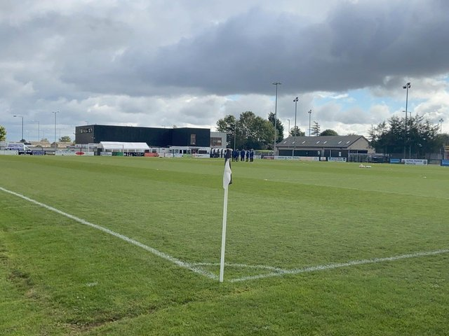 Corby Town's Steel Park will be hosting Northern Premier League Midlands football next season