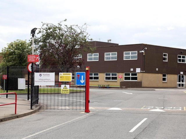 Huxlow Science College.