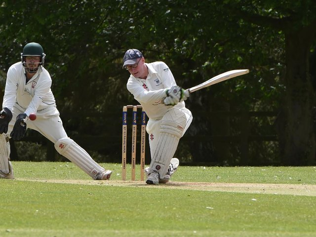 Steve Musgrave hit 80 in Wollaston's big win  over Bowden