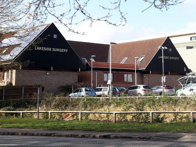 Lakeside Surgery run by Lakeside Healthcare