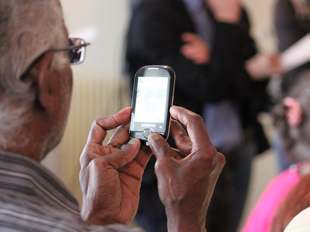The 79-year-old man received a call from a scammer pretending to work at Barclay's Bank.