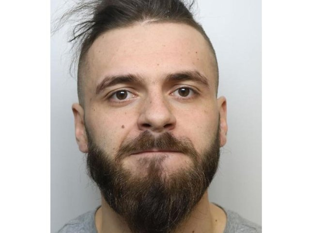 Elliot Salter, 25, has been sentenced to six years in prison for all seven burglaries.