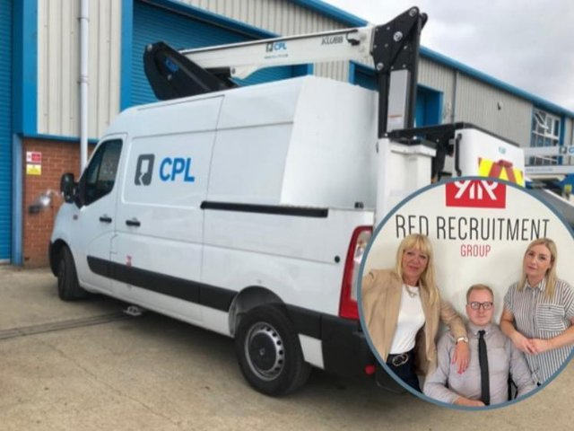 Fifteen jobs are on offer at CPL in Kettering