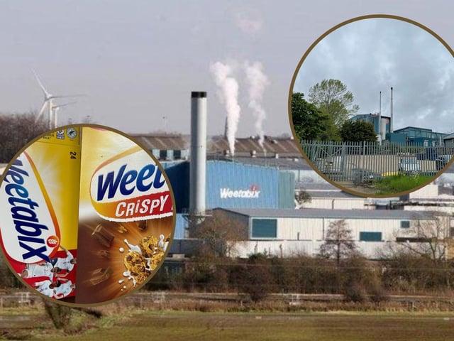 Weetabix has plants at Corby and Burton Latimer. Image: JPI Media.