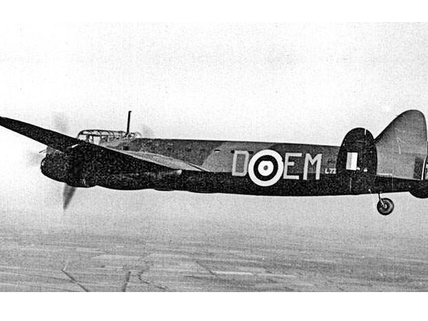 The Avro Manchester