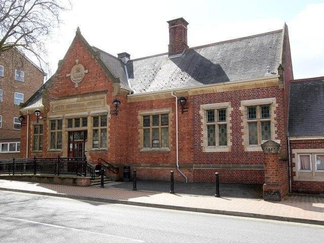 Wellingborough Magistrates' Court.