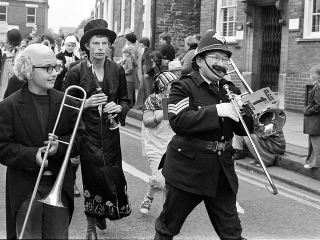 Wellingborough Carnival 1978