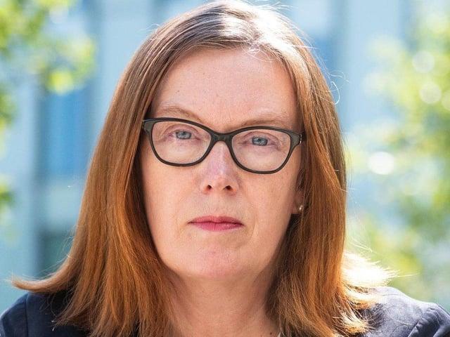Prof Sarah Gilbert.