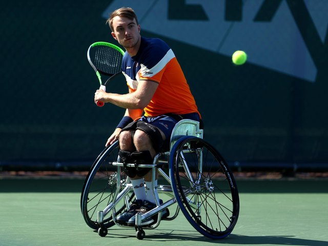 Kettering's Dermot Bailey will make his Paralympic debut in Tokyo this year