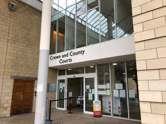 Northampton Crown Court. File picture.