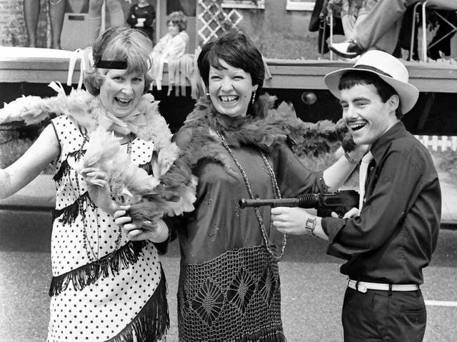 Corby carnival 1981