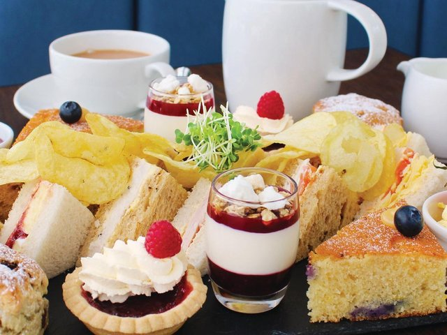 Where you can grab a mouth-watering cream tea in Northamptonshire.