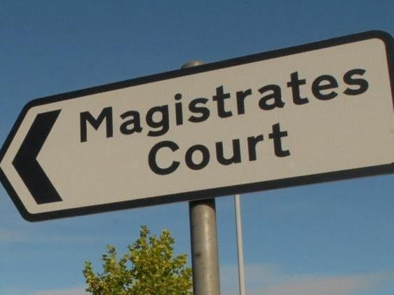 Stalec headed for court after ignoring a road closure on the A45